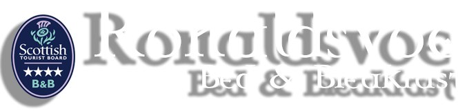 Ronaldsvoe Bed  Breakfast