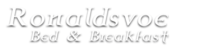 ronaldsvoe bed and breakfast logo